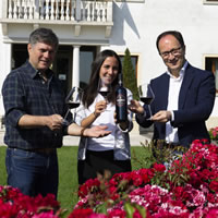 Familie Paladin in Annone Veneto
