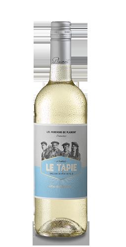 LE TAPIE Blanc 2018