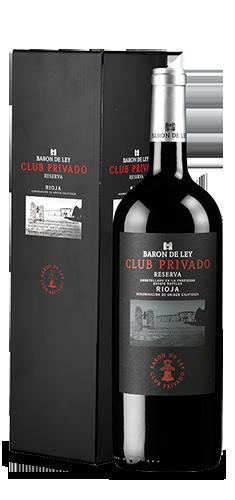 CLUB PRIVADO Reserva Magnum 1,5 L 2013