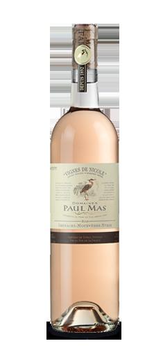PAUL MAS Vignes de Nicole Rosé 2018