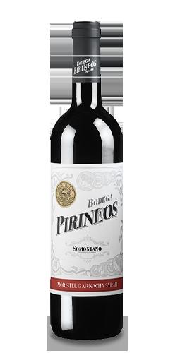 BODEGA PIRINEOS Tinto 2017