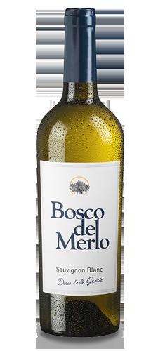 BOSCO DEL MERLO Sauvignon Blanc 2018