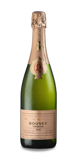 BOUVET-LADUBAY Trésor Rosé Brut