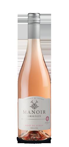 MANOIR GRIGNON Rosé 2018