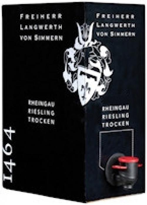 langwerth riesling 3 liter 2009 online kaufen jacques wein depot. Black Bedroom Furniture Sets. Home Design Ideas