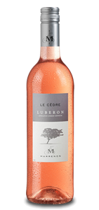 MARRENON Rosé Le Cèdre 2014