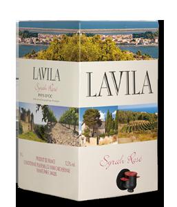 LAVILA Syrah Rosé 2014 – 10Liter