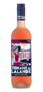 TERRASSE DE LALANDE Rosé 2018