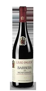LIVIO PAVESE Barbera 2015