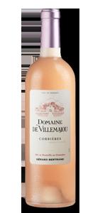 DOMAINE DE VILLEMAJOU Rosé BIO** 2018 – FR-BIO-01