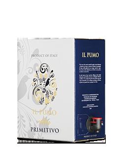 IL PUMO Primitivo 2018 – 5Liter