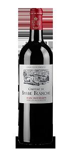 CHÂTEAU DE BARBE BLANCHE 2013