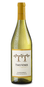TWO VINES Chardonnay 2017