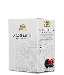 DUCOURT La Rose du Pin Weiss 2015 – 5 Liter