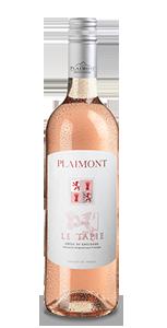 PLAIMONT Le Tapie Rosé 2015