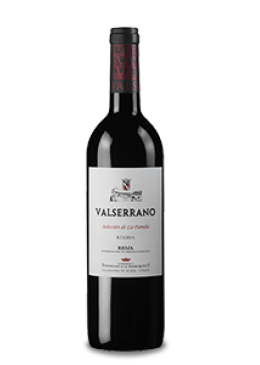 VALSERRANO Reserva 2014