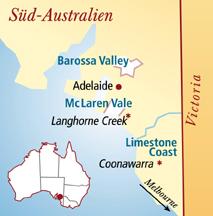 Mc Laren Vale Australien