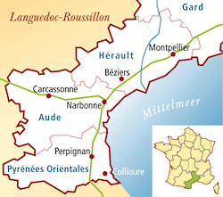 Rivesaltes Frankreich