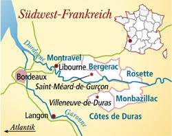 Bergerac Sec Frankreich