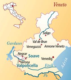 Provincia di Verona Italien