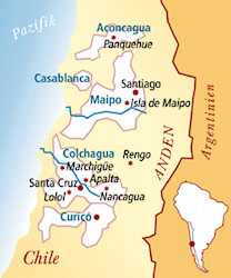 Valle de Colchagua Chile