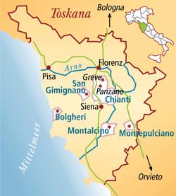 Brunello di Montalcino Italien